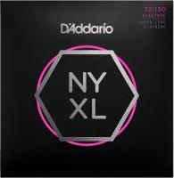 Струны DAddario NYXL Nickel Wound Bass 32-130