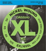 Струны DAddario XL Nickel Wound Bass SL 45-105
