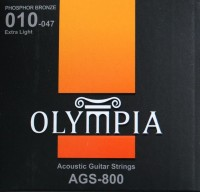 Струны Olympia Phosphor Bronze Extra Light 10-47