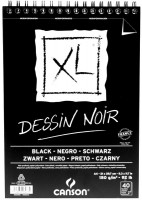 Блокнот Canson XL Dessin Noir A4