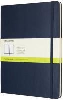 Блокнот Moleskine Plain Notebook Extra Large Blue