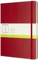 Блокнот Moleskine Plain Notebook Extra Large Red
