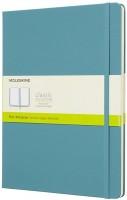 Блокнот Moleskine Plain Notebook Extra Large Turquoise