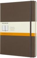 Блокнот Moleskine Ruled Notebook Extra Large Brown