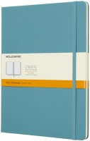 Блокнот Moleskine Ruled Notebook Extra Large Turquoise