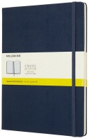 Блокнот Moleskine Squared Notebook Extra Large Blue