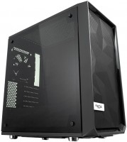 Корпус Fractal Design MESHIFY C MINI DARK TG черный