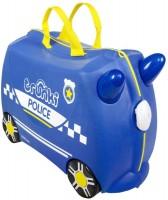 Чемодан Trunki Percy Police Car