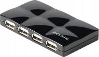 Картридер/USB-хаб Belkin USB 2.0 7-Port Mobile Hub Active