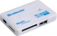 Картридер/USB-хаб Defender Combo Tiny