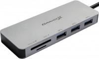 Картридер/USB-хаб Grand-X SG-510