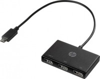 Картридер/USB-хаб HP Z6A00AA