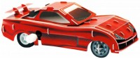 3D пазл Hope Winning Sportcar HWMP-57