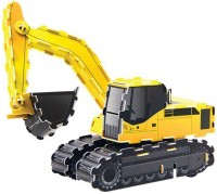 3D пазл Hope Winning Excavator HWMP-85