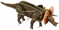 3D пазл Hope Winning Triceratops HWMP-40