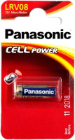 Аккумуляторная батарейка Panasonic 1xLRV08 (A23)