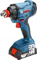 Фото - Дрель/шуруповерт Bosch GDX 180-LI Professional 06019G5220