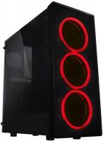 Корпус Raidmax Neon черный