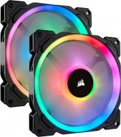 Фото - Система охлаждения Corsair LL140 RGB 3 Fan Pack
