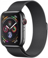Фото - Носимый гаджет Apple Watch 4 Steel 44 mm Cellular