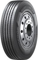 "Фото - Грузовая шина Hankook AL22 SmartTouring  315/80 R22.5"" 156L"