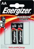 Фото - Аккумулятор / батарейка Energizer Power  2xAA