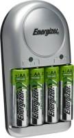 Фото - Зарядка аккумуляторных батареек Energizer Base Charger + 4xAA 1300 mAh