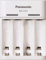Зарядка аккумуляторных батареек Panasonic Basic USB Charger