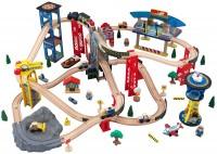 Фото - Автотрек / железная дорога KidKraft Super Highway Train Set 17809