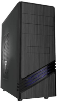 Фото - Корпус (системный блок) Casecom CJN-727 450W БП 450Вт черный