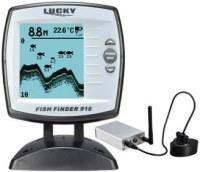 Эхолот (картплоттер) Lucky Fishfinder FF918S-180WL