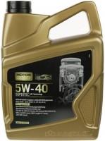 Моторное масло Motor Gold Supertec 5W-40 4L 4л