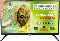 "Фото - Телевизор Grunhelm GTV32T2 32"""