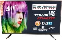 "Фото - Телевизор Grunhelm GTV40T2F 40"""