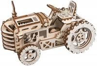 3D пазл Robotime Tractor