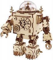 Фото - 3D пазл Robotime Steampunk Music Box Orpheus