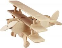 Фото - 3D пазл Robotime Aircraft Triplane