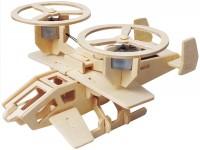 Фото - 3D пазл Robotime Aircraft Samson