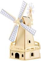 3D пазл Robotime Windmill Large