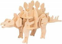 Фото - 3D пазл Robotime Power Control Stegosaurus