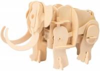Фото - 3D пазл Robotime Power Control Mammoth
