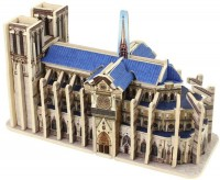 3D пазл Robotime Notre Dame De Paris