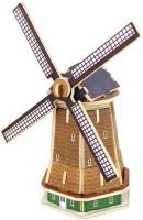 3D пазл Robotime Holland Windmill