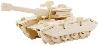 3D пазл Robotime Tank