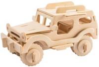 3D пазл Robotime Jeep