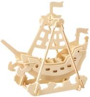 3D пазл Robotime Swing Boat