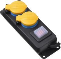 Сетевой фильтр / удлинитель 2E U02ESPM3 3м черный