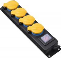Сетевой фильтр / удлинитель 2E U04ESPM3 3м черный