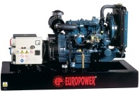Электрогенератор Europower EP183TDE
