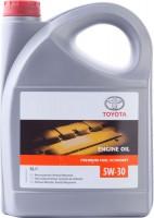 Моторное масло Toyota Premium Fuel Economy 5W-30 5L